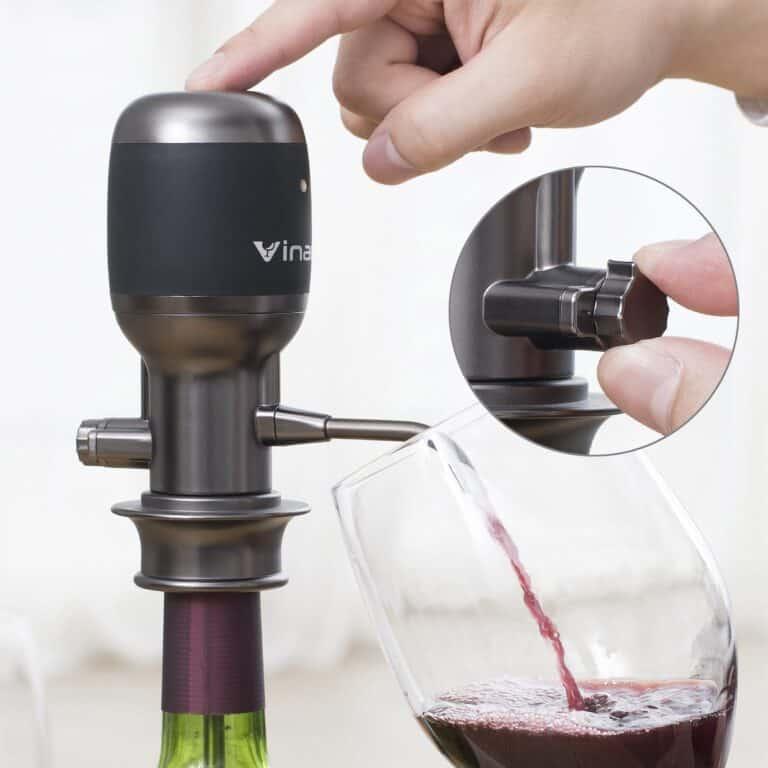 Vinaera PRO - Justerbar elektrisk vinilter