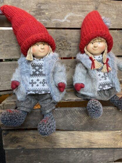 Julepynt nisser julemænd Drømme Shop