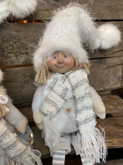 Julepynt nisser nissepar Drømme shop