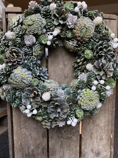 Julepynt krans naturkrans julekrans Drømme shop