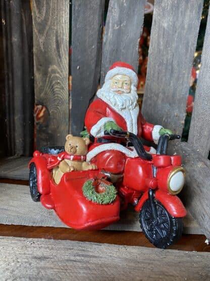 Julepynt julemand motorcykel Drømme shop