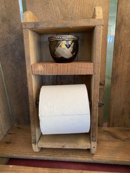 Toiletrulleholder Toiletpapirholder Drømme shop