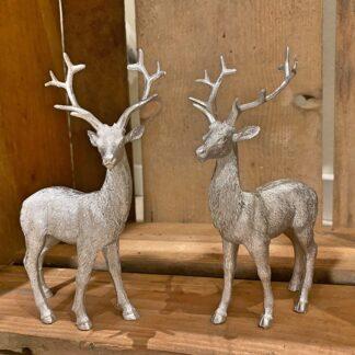 Sølv rensdyr drømme shop