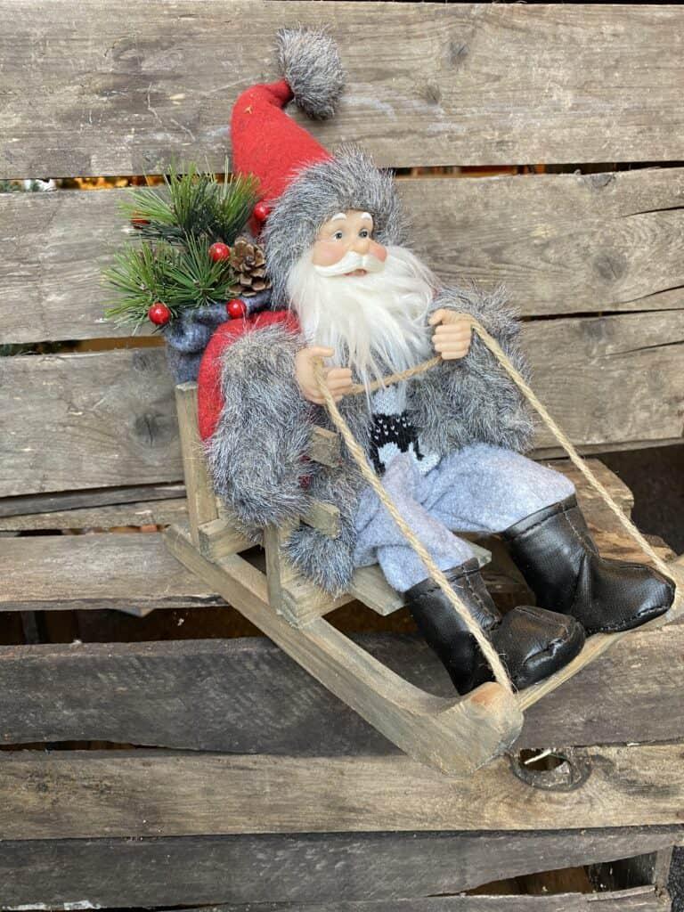 Julepynt julemand Drømme Shop