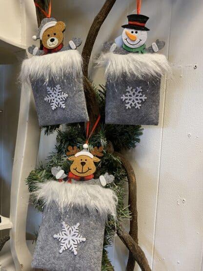 Julepynt filtpose Drømme shop