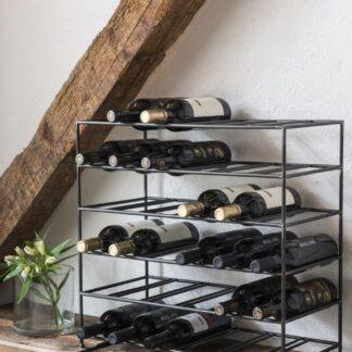 Vinreol 36 flasker drømme shop