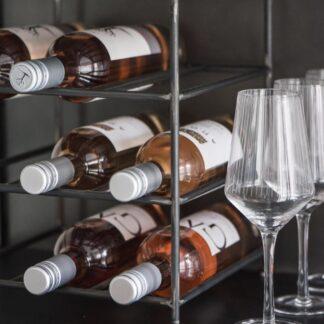 Vinreol 12 flasker drømme shop