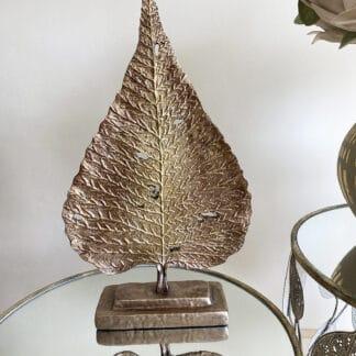 Drømme shop deko guld blad