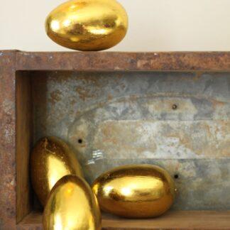 Guld påskeæg